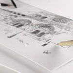 Canson Bloc 200005762 Papier à dessin Blanc de la marque Canson image 1 produit