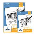 Canson Bloc 200005762 Papier à dessin Blanc de la marque Canson image 3 produit