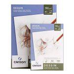 Canson Bloc 200005780 Papier à dessin Blanc pur de la marque Canson image 1 produit