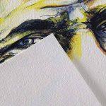 Canson C à grain 400060577 Papier à dessin Blanc Naturel de la marque Canson image 1 produit