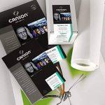 Canson InFinity Aquarelle Rag Papier Photo Ramette de 25 Feuilles 240g A4 Blanc Naturel de la marque Canson image 2 produit