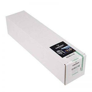 Canson InFinity Aquarelle Rag Rouleau Papier Photo 240 g 0,610 x 15,24 m Blanc Naturel de la marque Canson image 0 produit