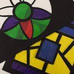CANSON papier 200992700cristal 21x 29,7cm A4Rouge/jaune/bleu/violet/vert foncé, 40g/m² de la marque Canson image 2 produit