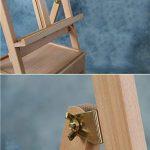 Chevalets Bois de hêtre avec tiroir à tiroir type châssis à peinture à l'huile / plateau à cheval chevalet peinture ( Couleur : D ) de la marque Easels A image 4 produit