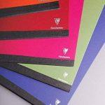 Clairefontaine 44402C Carton à dessin Couleur élastiques 52x72cm Indigo de la marque Clairefontaine image 3 produit