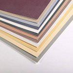 Clairefontaine 96029C Pastelmat bloc collé 12F 30x40cm 360g carte pour pastel Blanc de la marque Pastelmat image 4 produit