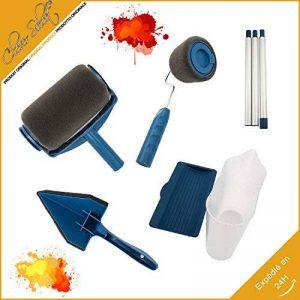 Clever Select Kit de peinture (6pcs) pour un rendu professionnel sans désordre ni préparation [100% Garantie] de la marque Clever Select image 0 produit