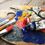 Coffret peinture acrylique – 24 Tubes de 12 ml – Peinture à l'eau Idéale pour tous les Supports – Adapté à la Pâte à Sel, à la Peinture sur Toile et sur Plastique - MozArt Supplies de la marque MozArt Supplies image 3 produit