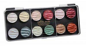 Coliro M1200 Mica Artist Colors Set-12 de la marque Coliro image 0 produit