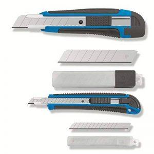 Color Expert 95635050 Lot Promo Complet de 2 Cutters bi-matière/Lames Assorties de la marque Color Expert image 0 produit