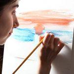 Colore - Ensemble d'Aquarelle - Ensemble de peinture d'Art de qualité supérieure pour les artistes, les étudiants et les débutants - 24 couleurs de peinture aquarelles richement pigmentées de la marque Colore image 3 produit