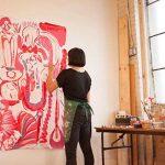 Colore - Ensemble de Peinture à l'huile de haute qualité - Parfait pour l'utilisation sur les Peintures de Paysage et les Portraits sur toile - Idéal pour les artistes professionnels, les étudiants et les débutants - Ensemble de 24 couleurs de peinture à image 6 produit