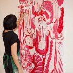 Colore - Ensemble de Peinture acrylique - parfait pour toile de peinture, d'argile, tissu, Art d'ongle et céramique - pigments riches avec la qualité durable - Idéal pour les débutants, les étudiants et artiste professionnel - 24 couleurs de la marque Col image 6 produit