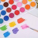 Conda Palette de peinture aquarelle de la marque Conda image 3 produit