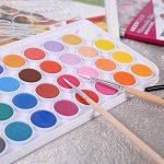 Conda Palette de peinture aquarelle de la marque Conda image 4 produit