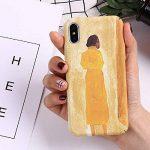 Coque iPhone 8 Plus / iPhone 7 Plus, Créativité Lumineux Peinture à l'huile Pattern Etui Housse, Antichoc Anti-Scratch Dur PC Back Panel pour Apple iPhone 8 Plus / iPhone 7 Plus (5.5 pouce) (Couleurs 2#) de la marque NiuSY image 2 produit