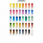 Cotman Aquarelle 8ml Tube WINSOR & NEWTON - Nuance de Jaune de Cadmium Pâle de la marque Winsor & Newton image 2 produit
