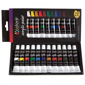 couleur acrylique TOP 8 image 0 produit