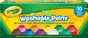 Crayola Peinture lavable enfants (lot de 10) de la marque Crayola image 0 produit