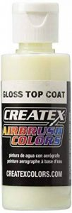 CREATEX Aérographe Colors 5604 Gloss Top Coat de la marque Createx image 0 produit