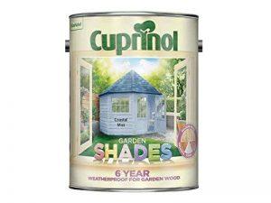 Cuprinol 1litre Jardin nuances, gris, CUPGSCM5L de la marque Cuprinol image 0 produit