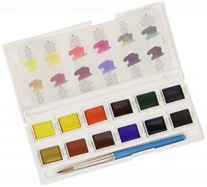 Daler Rowney - 131900000 - Kit De Loisirs Créatifs - Ensemble D'aquarelle Aquafine De Proche de la marque Daler Rowney image 0 produit