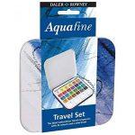 Daler-Rowney Boîte de peinture en étain Aquafine 24 couleurs de la marque Daler Rowney image 1 produit