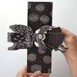 """""""Dans les nuages"""" Carte Pop Up - Pop Up Card - Carte 3 D - Livre d'artiste de la marque Nabarus image 1 produit"""