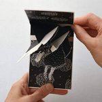 """""""Dans les nuages"""" Carte Pop Up - Pop Up Card - Carte 3 D - Livre d'artiste de la marque Nabarus image 2 produit"""