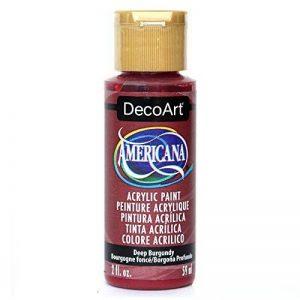 Deco Art Americana Peinture acrylique 2oz multi-usages, bordeaux foncé de la marque Deco Art image 0 produit