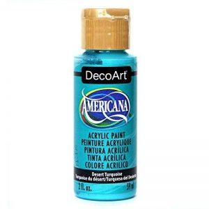 Deco Art Americana Peinture acrylique multi-usages, Désert Turquoise de la marque Deco Art image 0 produit