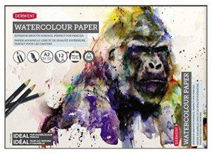 Derwent Bloc-notes aquarelle A2 de la marque DERWENT image 0 produit