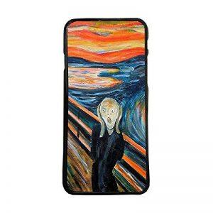 Desconocido Housse de téléphone portable coque en tPU compatible avec Samsung Galaxy S9le cri peinture de la marque Desconocido image 0 produit