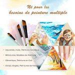 différents pinceaux peinture TOP 6 image 2 produit