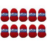 Distrifil - 10 pelotes de laine à tricoter Distrifil AZURITE 0156 pas cher 100% acrylique - 0156 de la marque Distrifil image 2 produit