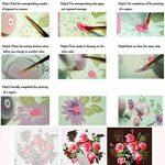 DIY Digital Peinture à l'huile sur toile Cadeau pour adultes enfants Peinture par numéro Kits Home un cadeau 40,6x 50,8cm de la marque Golden Maple image 5 produit