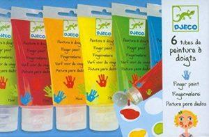 Djeco - Peintures À Doigts de la marque Djeco image 0 produit