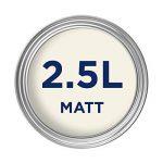 Dulux Peinture lavable facile d'entretien et résistant Mate–Fine Crème 2.5L de la marque Dulux image 2 produit