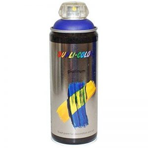 Duplicolor 196614 Platinum Satin, Bleu Royal, 400 ml de la marque Dupli Color image 0 produit