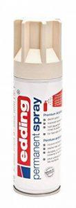 edding® Permanent Spray, mat Ivoire clair de la marque Edding image 0 produit