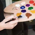 Ensemble de 24 tubes de peinture à l'huile par Zenacolor - Pack de 24 x 12mL - Peinture huile de qualité supérieure - 24 Couleurs uniques et différentes - Idéal pour débutant ou professionnel - Pigments riches - Facile à peindre sur toile, argile ou papie image 5 produit