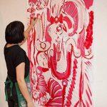 Ensemble de peinture acrylique Colore - parfait pour la peinture sur toile, argile, tissu, ongles et céramique - Pigments riches avec une qualité durable - Idéal pour les débutants, les étudiants et les artistes professionnels - Ensemble de 12 de la marqu image 6 produit