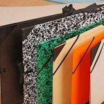 Exacompta - Réf 542800E - Un Carton à Dessin Annonay avec Elastique 52 x 72 cm Couleur Vert vendu à l'Unité de la marque Exacompta image 1 produit