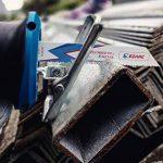 EZARC Lame de scie sabre mince en métal de coupe 150 mm 18TPI R622PT (5-Pack) de la marque EZARC image 3 produit