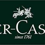 Faber-Castell 140700 Stylo à Bille Grip Plus 1407 (Vert) de la marque Faber-Castell image 1 produit
