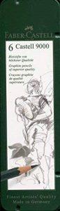 Faber-Castell–Castell 9000Crayon Art Set (Lot de 6) de la marque Faber-Castell image 0 produit
