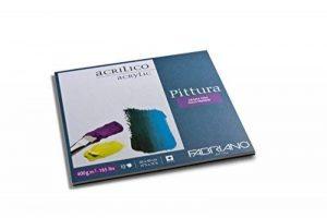 Fabriano Pittura Papier à dessin 40 x 40 cm Blanc de la marque Fabriano image 0 produit