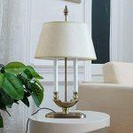 FACAIG L'ingénierie de l'hôtel Chambre lampe de table Lampes de chevet Salon lampe de table de travail de l'étude de style européen de nouveaux feux chinois de la marque FACAIG image 1 produit