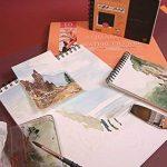 feuille aquarelle TOP 5 image 3 produit