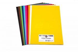 feuille de dessin couleur TOP 7 image 0 produit